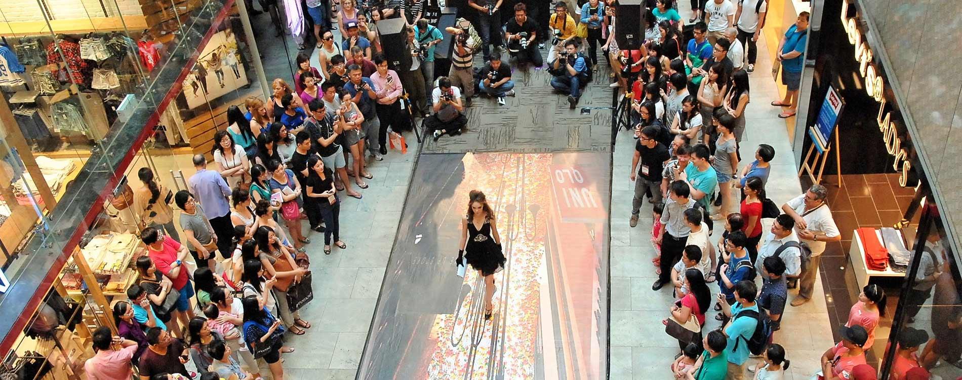 Singapore Events Management Company and Arts Fashion Music Singapore