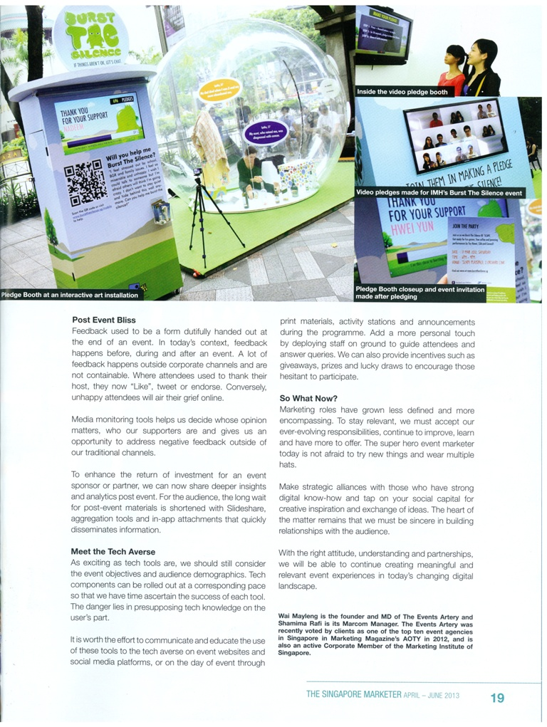 S'poreMarketer-AprJun2013-CreatingExperiencesInADigitalAge-Pg3