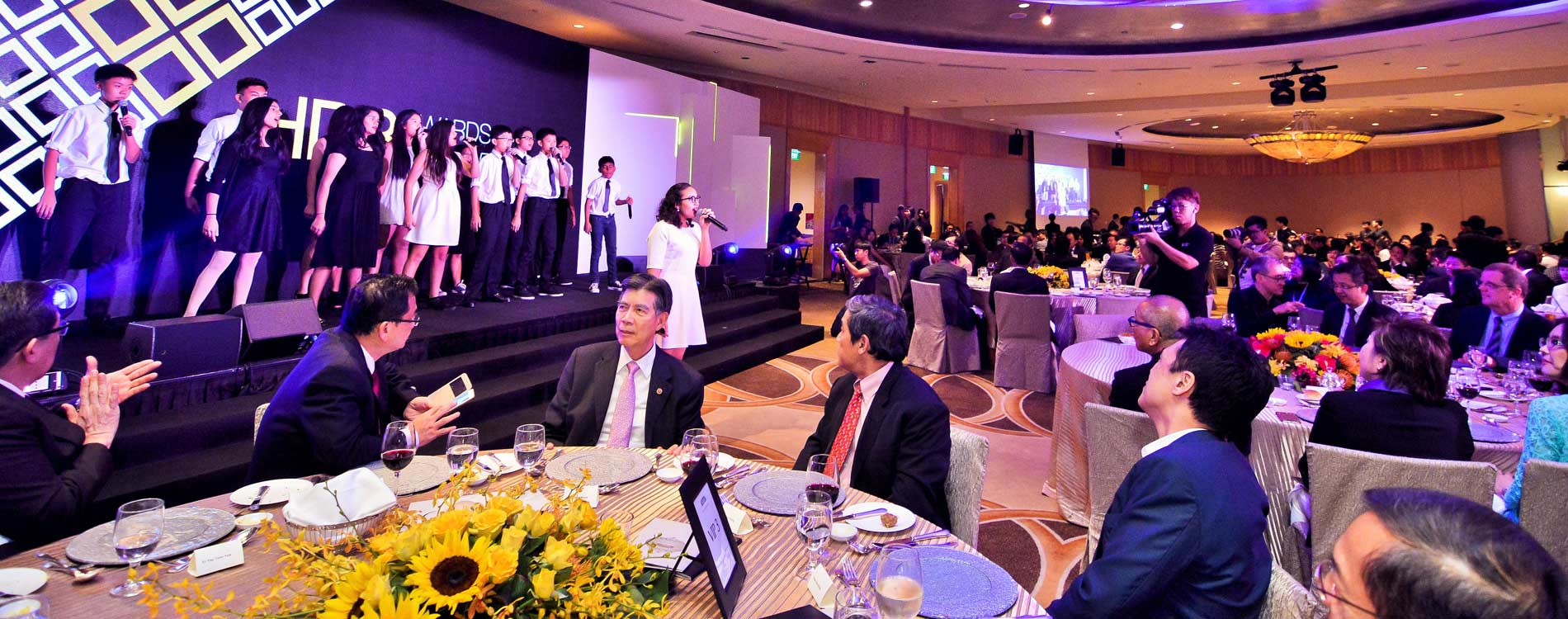 Singapore Events Management Company and Gala Awards Singapore